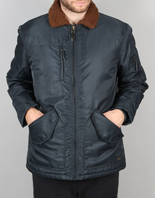 Brixton Colstrip Jacket - Captain Blue