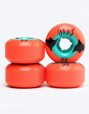 Welcome Orbs Poltergeists 104A Solid Core Team Wheel - 55mm