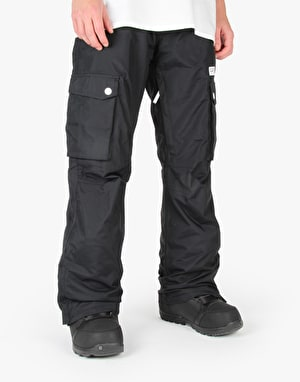 Colour Wear CLWR 2016 Snowboard Pants - Black