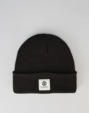 Element Dusk Beanie - Flint Black