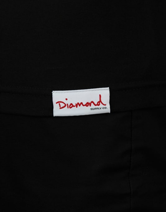 Diamond Supply Co. Tokyo Life T-Shirt - Black