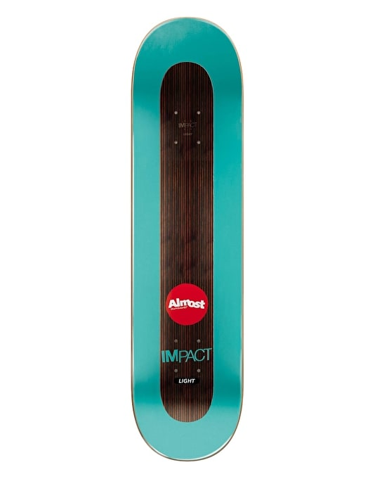 Almost Haslam Remix Dude Impact Light Pro Deck - 8.5""