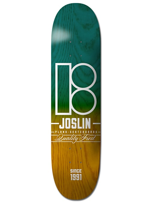 Plan B Joslin Split Pro.Spec Pro Deck - 8.25""