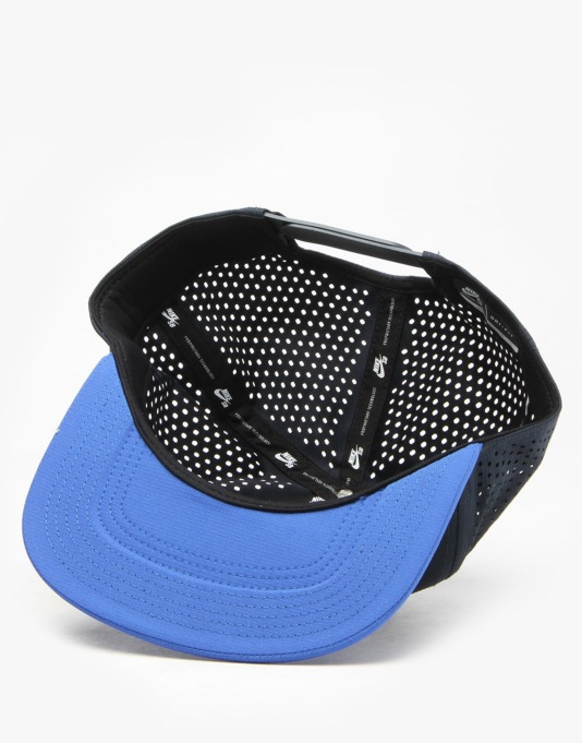 Nike SB Performance Trucker Cap - Dark Obsidian/Game Royal/Game Royal