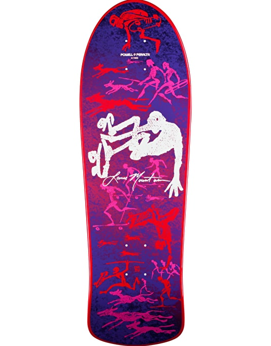 Powell Peralta Mountain Future Primitive Reissue Pro Deck - 10""