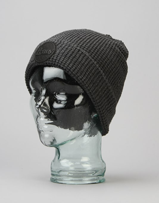 Penny Beanie - Charcoal