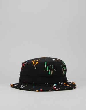 LRG Nautical By Nature Bucket Hat - Black