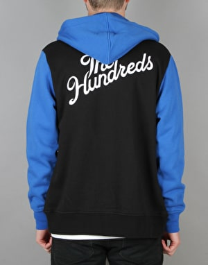 The Hundreds Raphael Varsity Jacket - Black