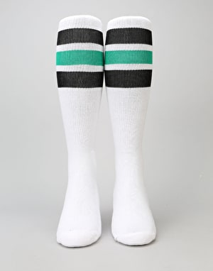 Dickies Atlantic City 3-Pack Knee High Socks - Black