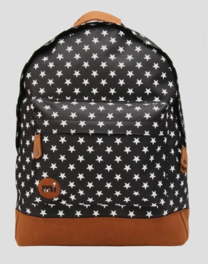 Mi-Pac All Stars Backpack - Black