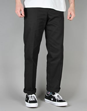 Dickies Industrial Work Pants (67 Collection) - Black