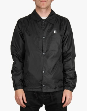 Etnies Dalton Coach Jacket - Black