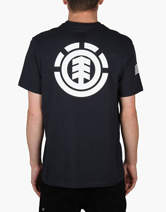 Element 92 Crew T-Shirt - Navy