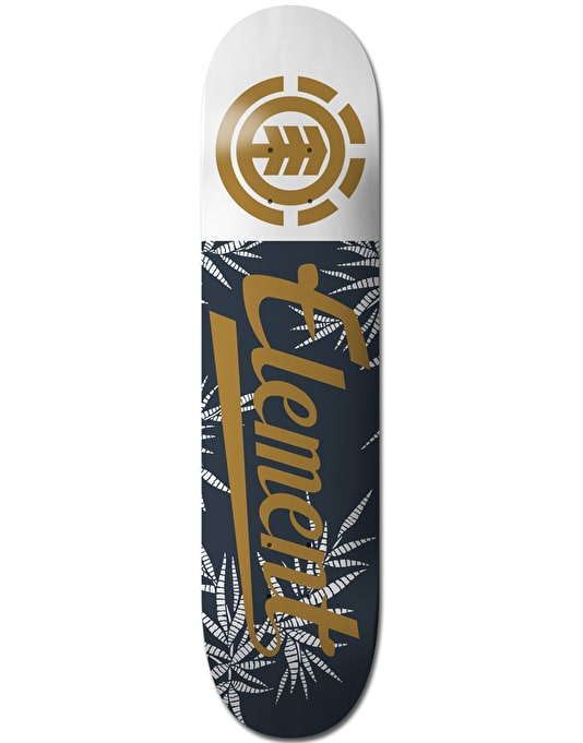 Element Script Palm Featherlight Pro Deck - 7.5""