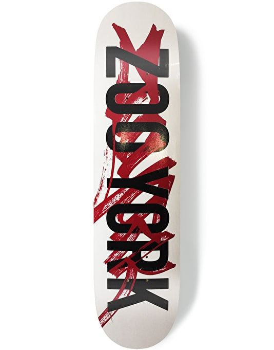 Zoo York Detention Team Deck - 8.5""
