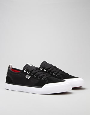 DC Evan Smith S Skate Shoes - Black