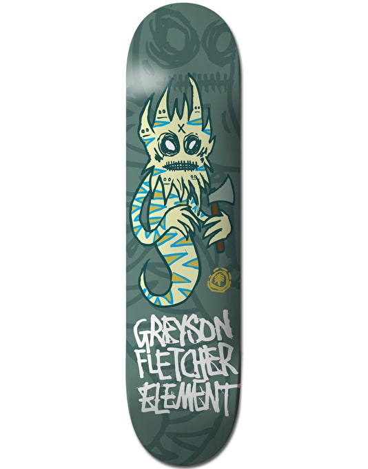 Element x Fos Greyson Sprites Featherlight Pro Deck - 8.5""