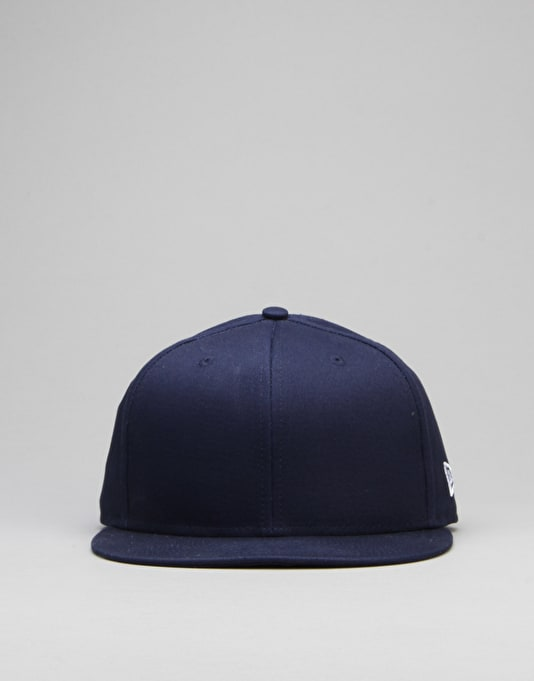 New Era Cotton Snap 9Fifty Snapback Cap - Oceanside Blue