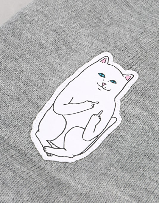 RIPNDIP Lord Nermal Beanie – Grey