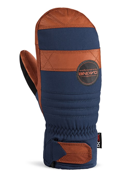 Dakine Fillmore 2016 Snowboard Mitts - Brick/Midnight