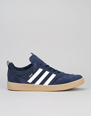 Adidas Suciu ADV Skate Shoes - Collegiate Navy/White/Gum