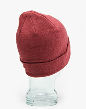 Emerica Standard Issue Beanie - Maroon