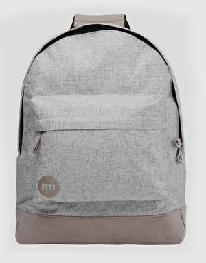 Mi-Pac Crepe Backpack - Grey
