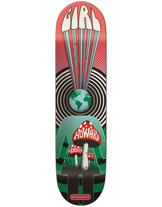 Girl Howard Fillmore Pro Deck - 8.375""