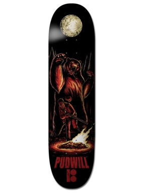 Plan B Pudwill Camp Karma BLK ICE Pro Deck - 8