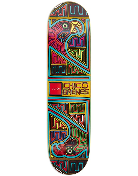 Chocolate Brenes One Off Pro Deck - 8""