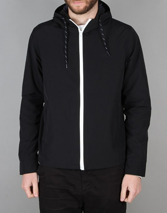 Route One Active Jacket - Navy