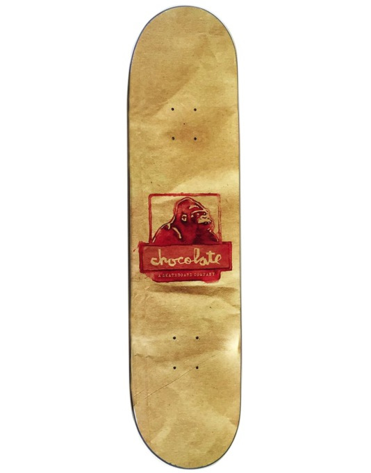 Chocolate x X-Large Ltd SMU Team Deck - 8""