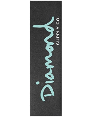 Diamond OG Script Grip Tape Sheet