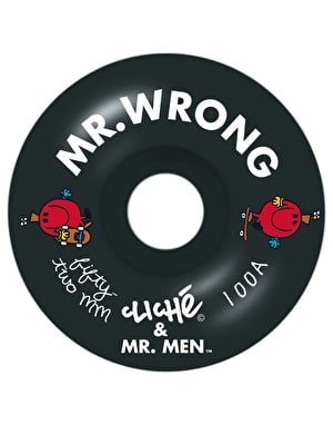 Cliché x Mr. Men Mr. Wrong Complete - 7.5