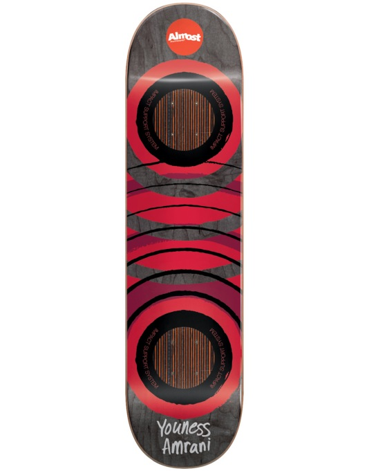 Almost Youness Royal Rings Impact Support Pro Deck - 8""