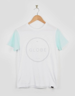 Globe Windsor Boys T-Shirt - White