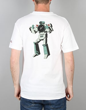Primitive x Transformers VX T-Shirt - White