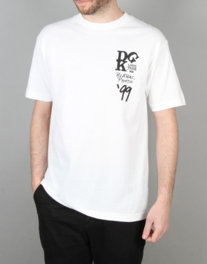 DGK x Mike Blabac Love Park '99 T-Shirt - White