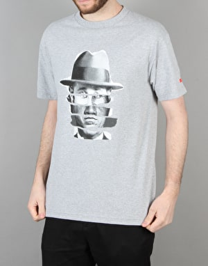 CLSC Most Wanted T-Shirt - Heather Grey