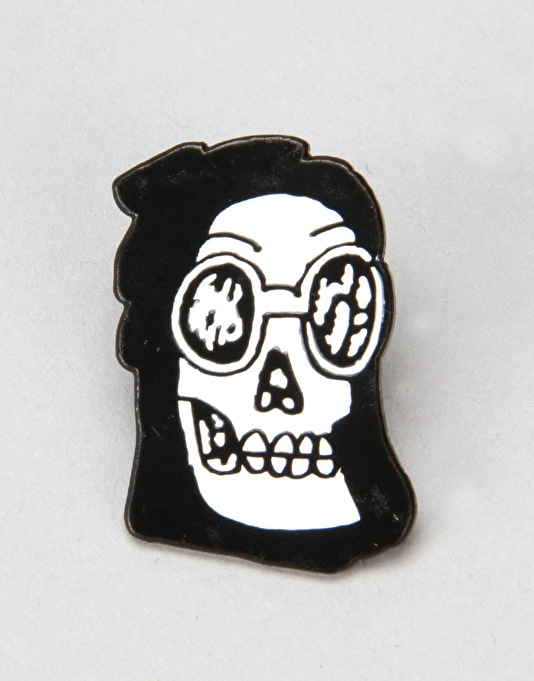 The Quiet Life Up All Night Lapel Pin - Multi