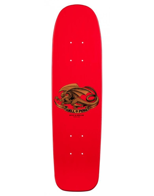 Powell Peralta Mullen Dog Series #7 Reissue Pro Deck - 7.13""
