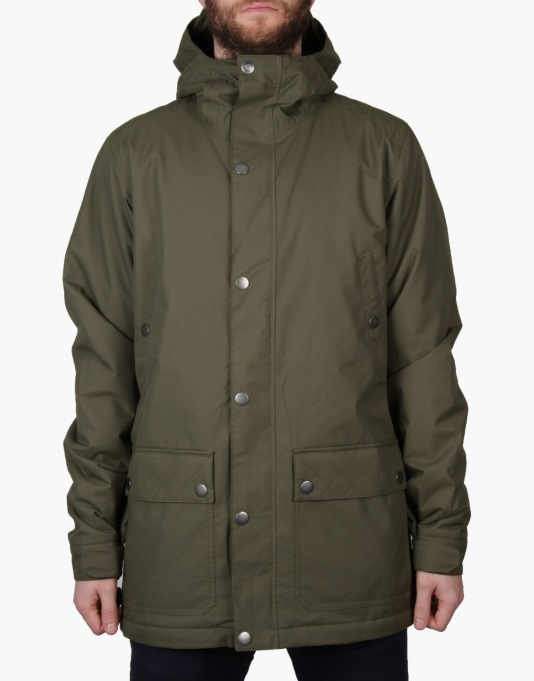Burton TWC Greenlight 2016 Snowboard Jacket - Keef