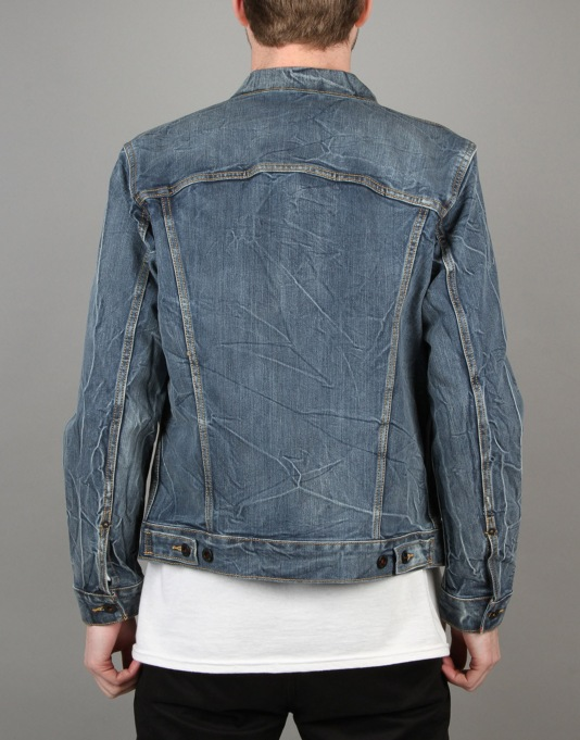 Levi's Skateboarding Trucker Jacket - Battery
