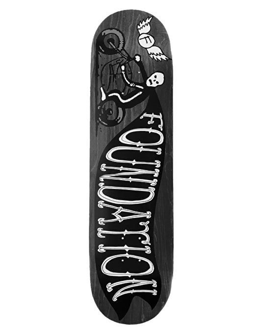 Foundation Deathrider Team Deck - 8""