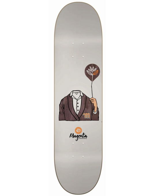 Magenta Headless 2010 Team Deck - 8""