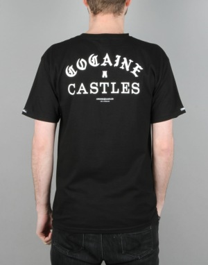 Crooks & Castles Four Cees T-Shirt - Black