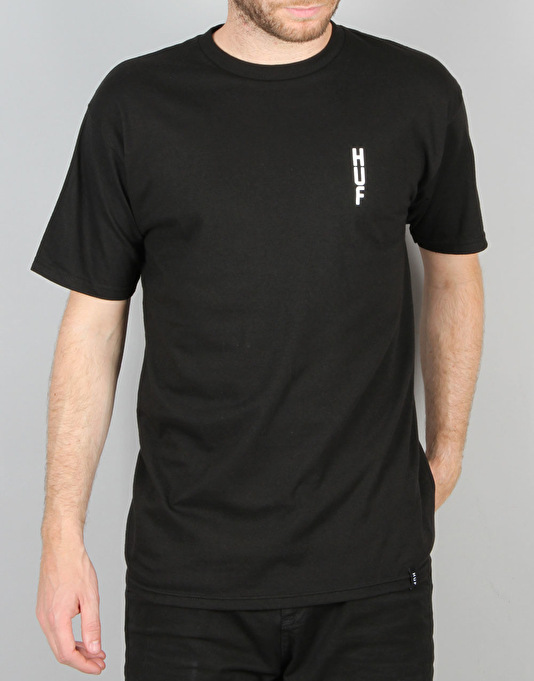HUF Some Kind Of Love T-Shirt - Black