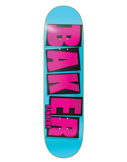 Baker Kennedy Brand Name Pro Deck - 8.125""