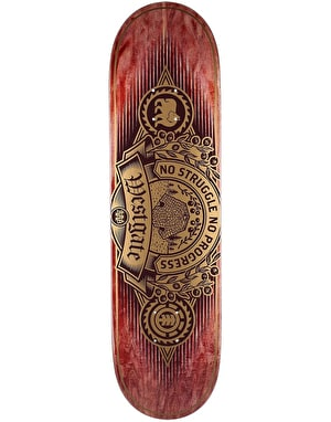 Element Westgate Carver Featherlight Pro Deck - 8.25
