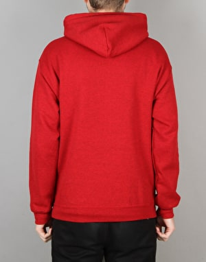 Thrasher Skate Mag Pullover Hoodie - Cherry Red
